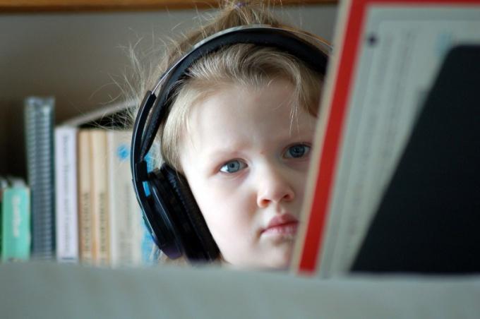 Музыкальный ребенок