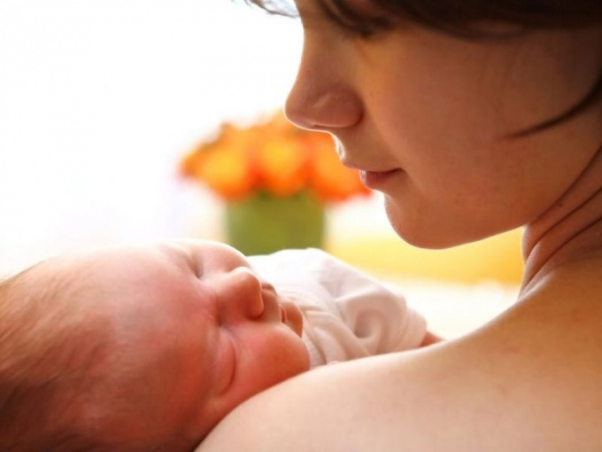 An easy birth in a dream - a good sign!
