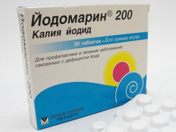 Как принимать йодомарин
