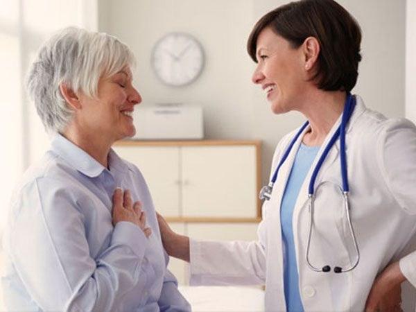 При лимфофолликулярной гиперплазии необходимо регулярное наблюдение у врача.
