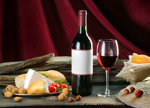 закуска к красному вину