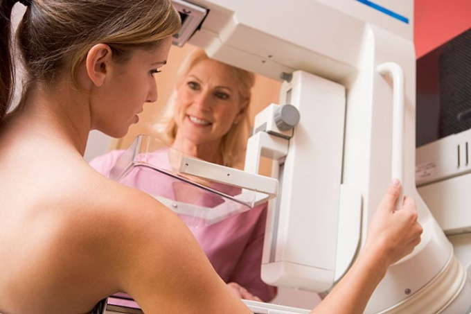 Когда следует делать маммограмму?