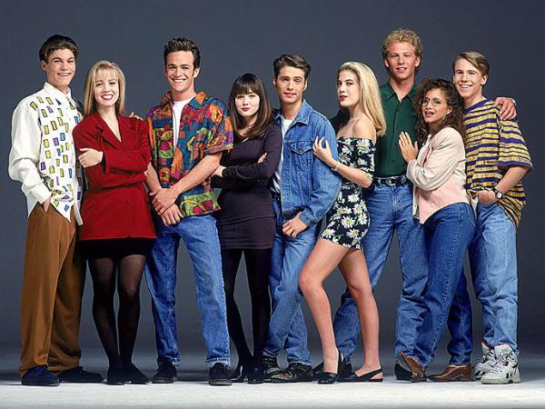 Вечеринка в стиле 90-х: что надеть