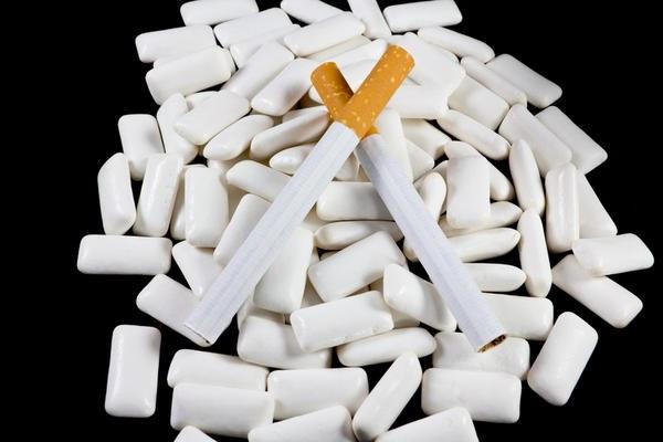Как действует никотиновая жвачка
