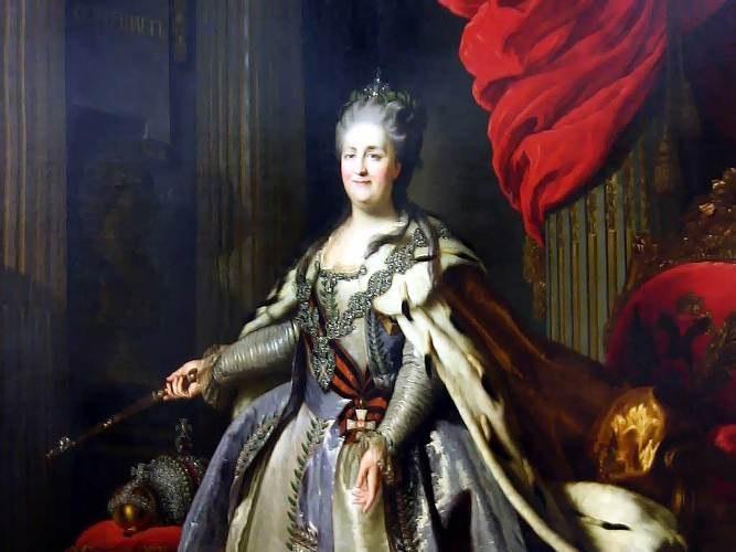Екатерина Вторая считала Радищева опасным бунтовщиком