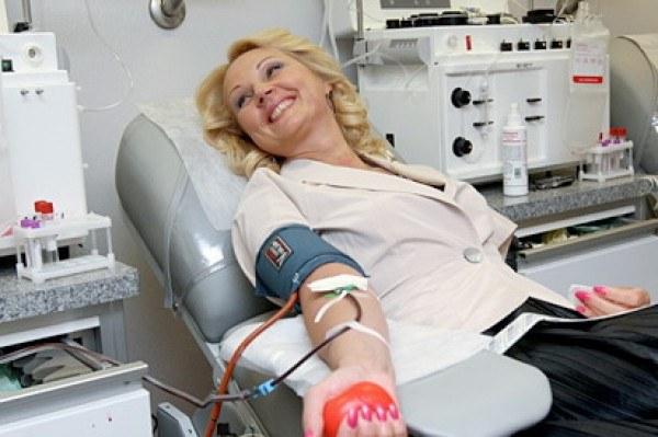 Как стать донором