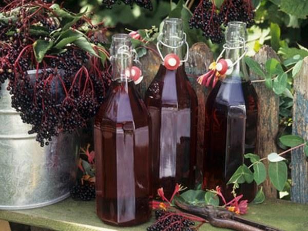 Наливка - старинный русский напиток