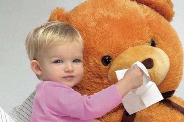 Чем лечить насморк у малышей