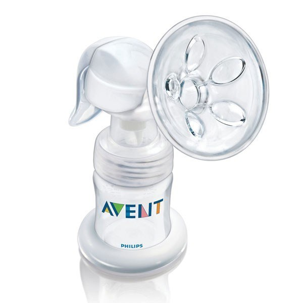How to assemble the breast pump avent