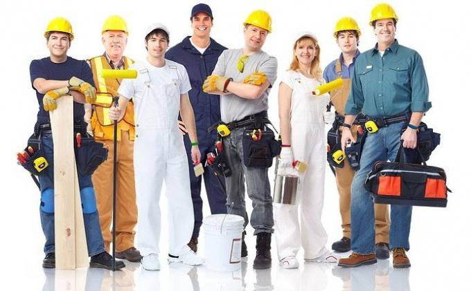 Профессионализм строителя - залог добротно исполненной работы