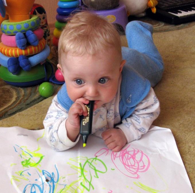 Как развлечь 6-месячного ребенка?