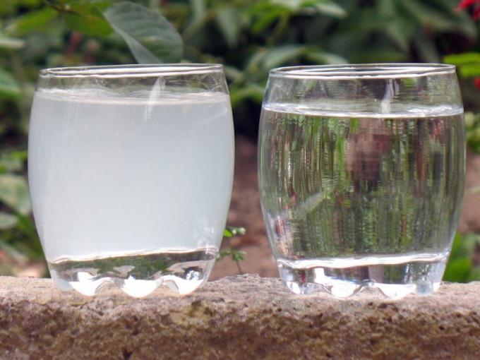 Вода - накопитель человеческой энергии