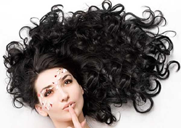 Как восстановить волосы после химической завивики