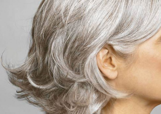Gray hair in a dream - a sign of wisdom!