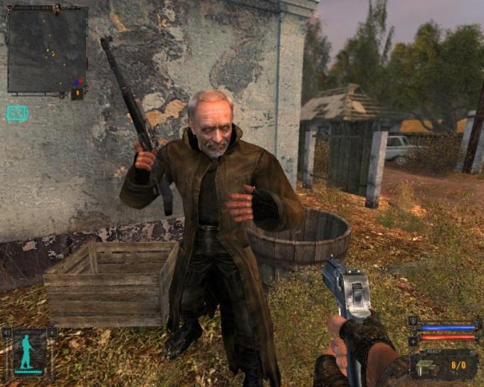 Как найти доктора в игре Сталкер: апокалипсис