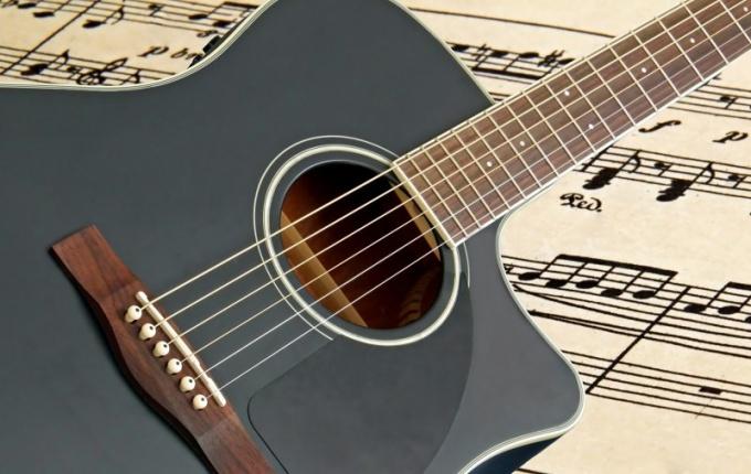 На основе цифровки можно написать партию для любого инструмента