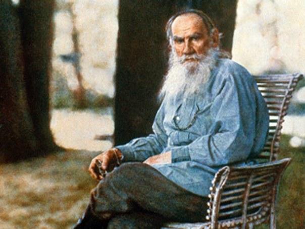 Как Толстой писал «Войну и мир»