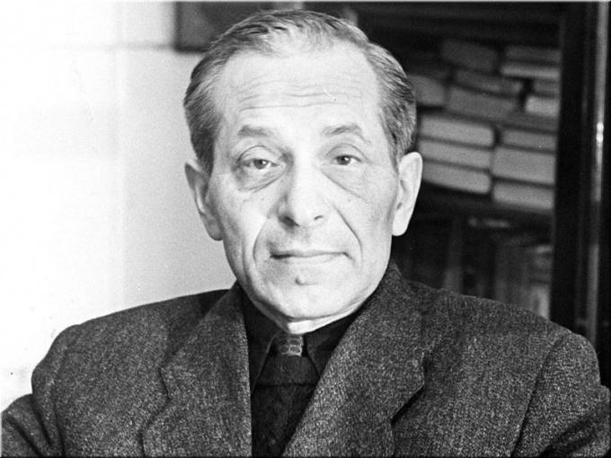 М.М. Зощенко (28 июля (9 августа) 1894 — 22 июля 1958)