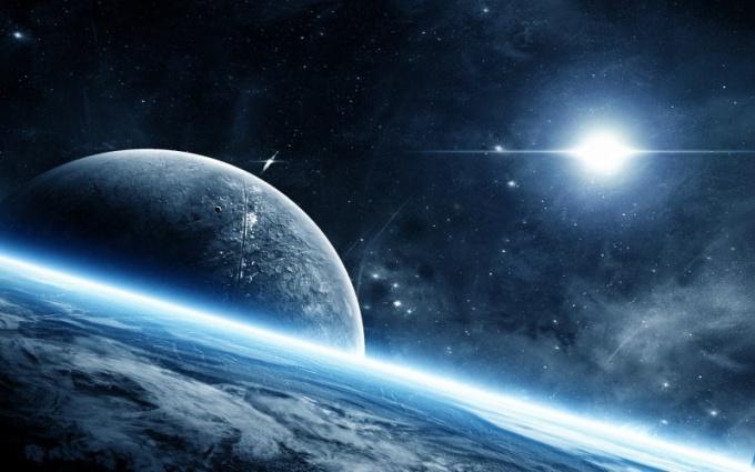 Планеты. Звезды