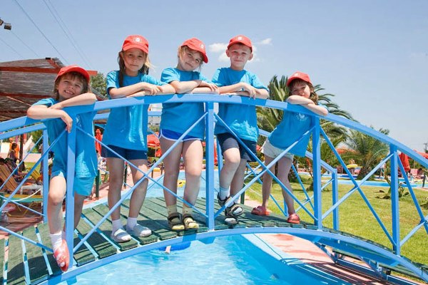 Как выбрать детский лагерь