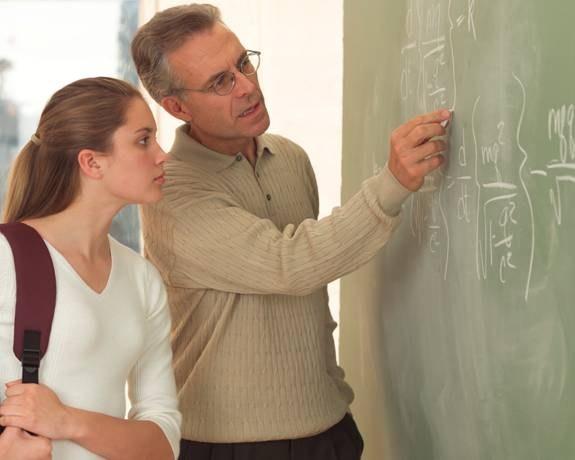 Покажите преподавателю, что вам интересен его предмет