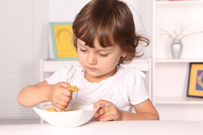 Стоит ли сажать ребенка на диету