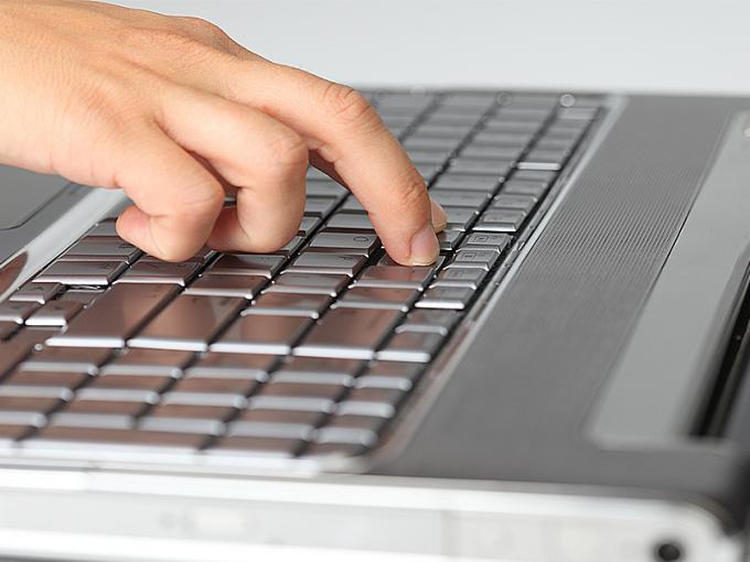 Клавиши на клавиатуре расположены в строгой последовательности