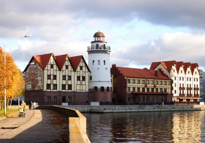 How to get to Kaliningrad