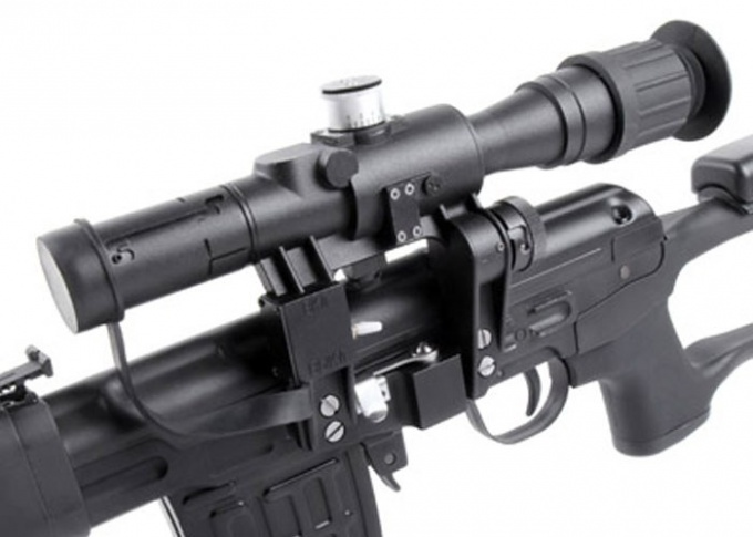 Optical sight PSO-1