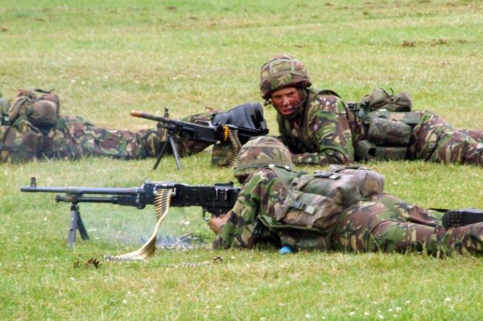 Как получить отпуск военнослужащему по контракту