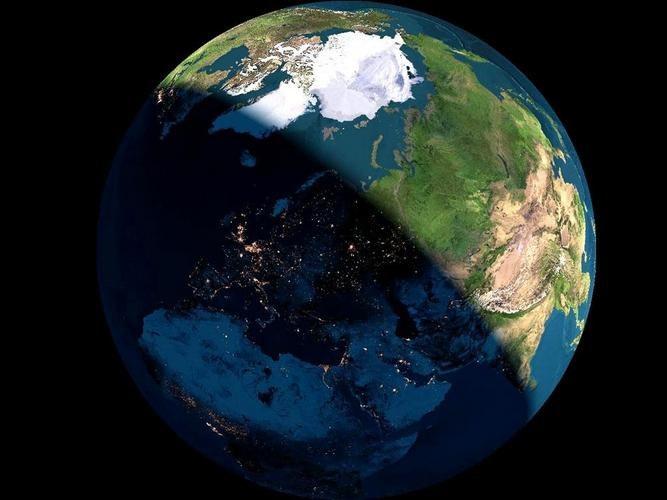 Суточное вращение Земли