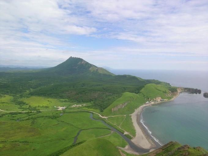 Острова Японского моря