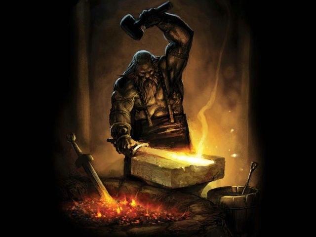 Откуда название «меч-кладенец»