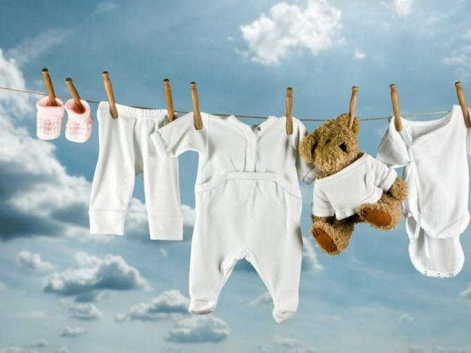 Как выбрать гипоаллергенный детский порошок