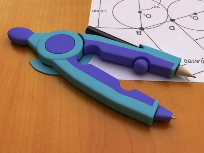 Как определить радиус окружности, зная ее длину