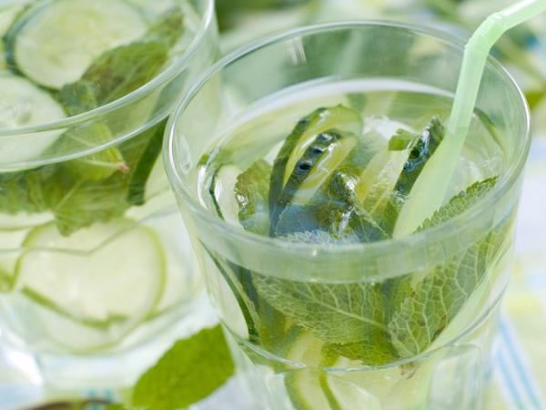 Как приготовить огуречный напиток