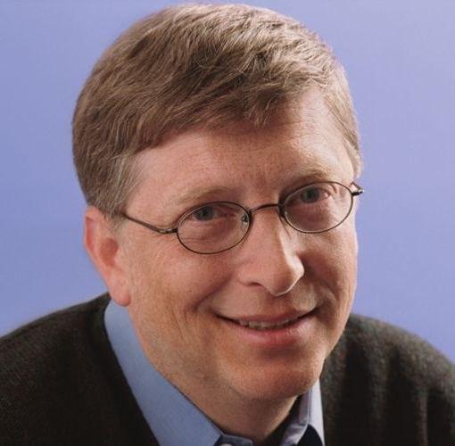 Билл Гейтс - один из богатейших людей мира