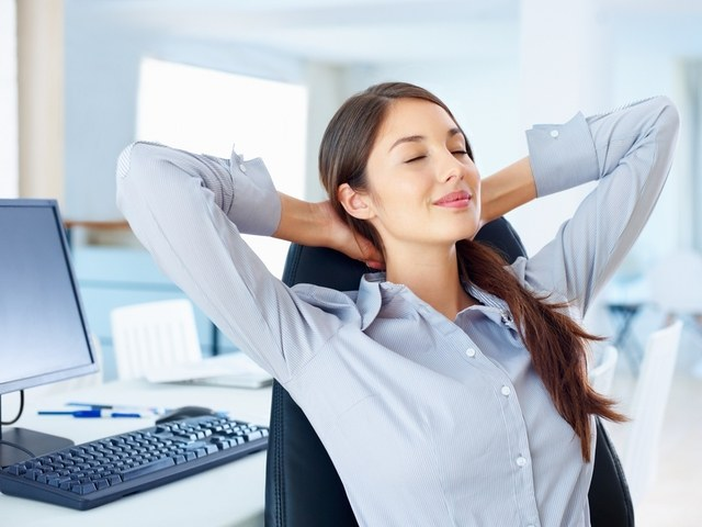 Как сделать зарядку в офисе