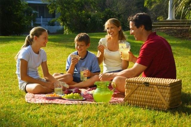 Чай отлично бодрит и утоляет жажду, поэтому его часто берут с собой в дорогу и на пикники