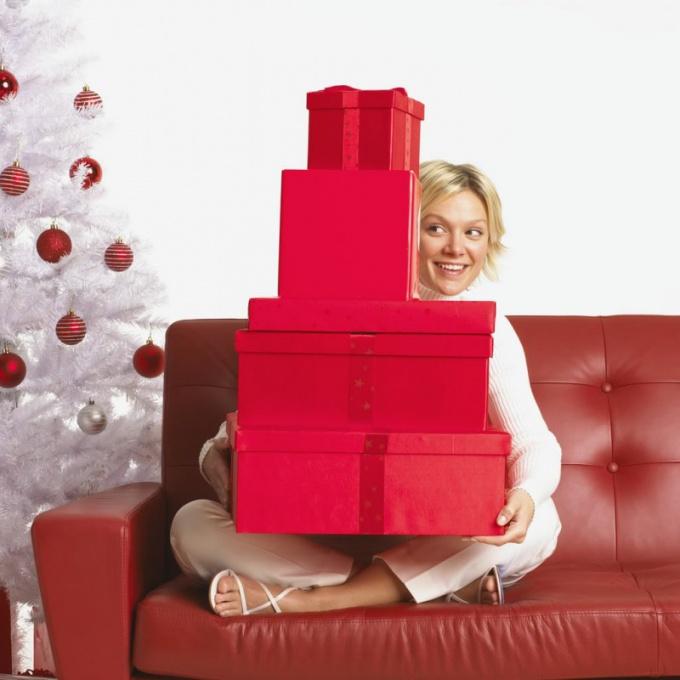Что дарят на Рождество