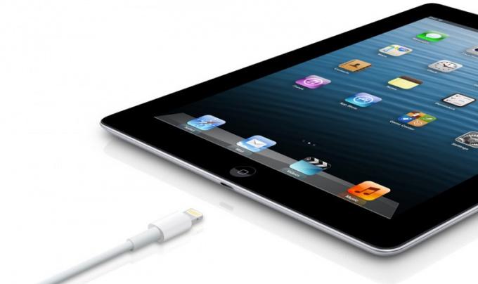 Технические характеристики iPad4