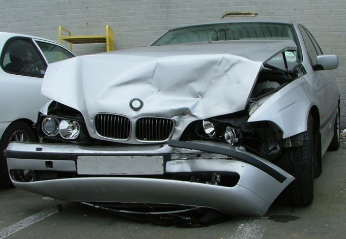 What are the terms of the request to the insurance company after an accident
