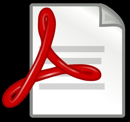 Формат PDF