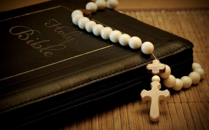 the rosary and the Bible