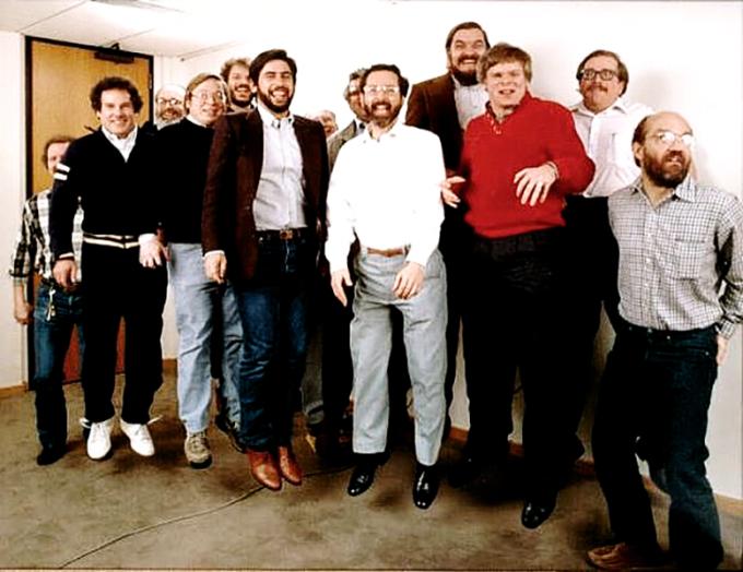 Радость «отцов-основателей» компании Autodesk