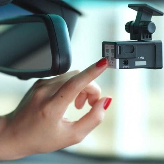 Видеорегистратор может помочь вам доказать свою невиновность в ДТП