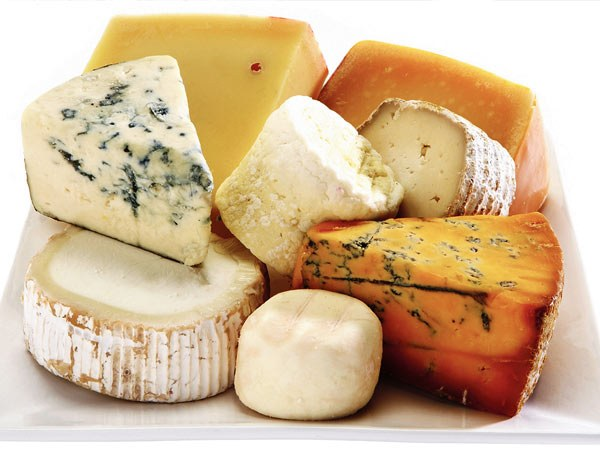 Understand the varieties of cheese