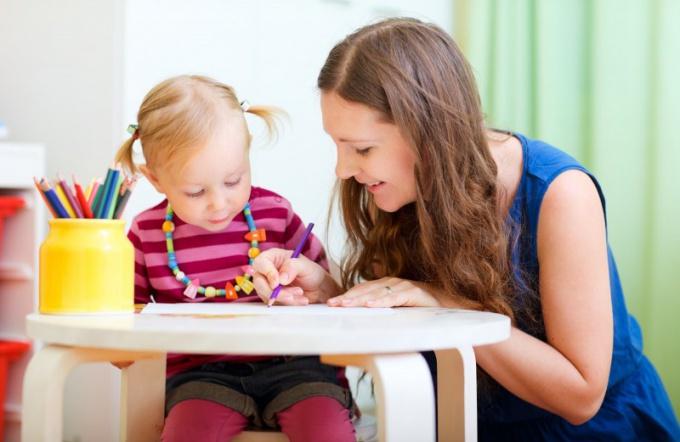 Сказка для малыша - повод для совместного творчества