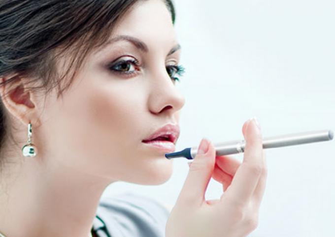 Как заполнить картридж электронной сигареты