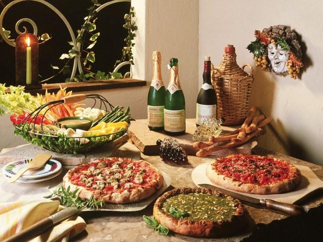 Тематический ужин - интересное познавательное мероприятие